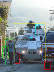 Open Images v4 Dataset - Tank