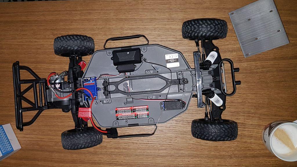 Samochód autonomiczny w skali 1:10