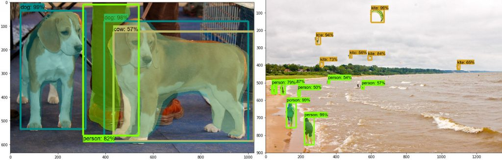 Tensorflow Object Detection - Mask RCNN