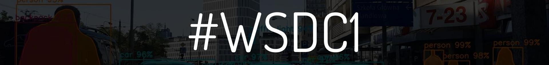 #WSDC1