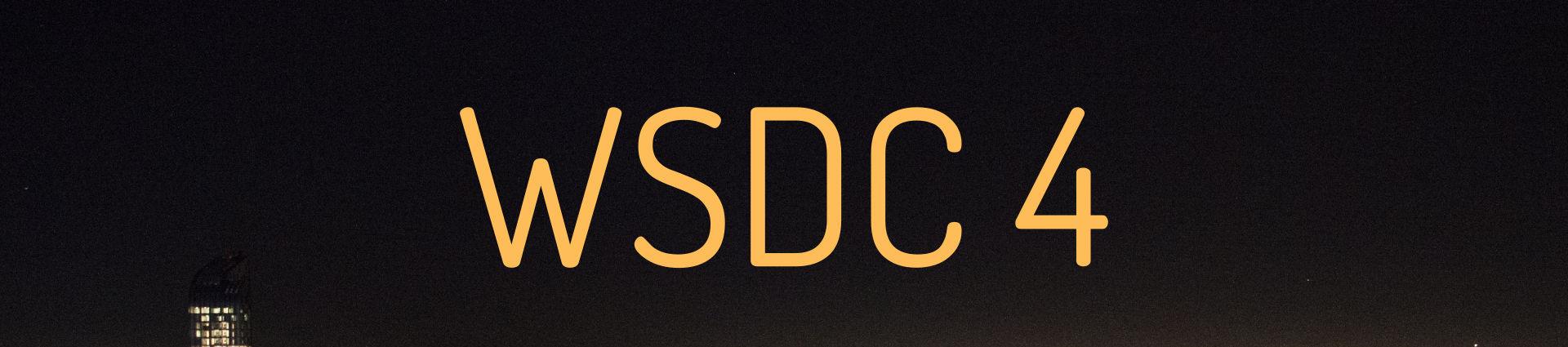 WSDC 4